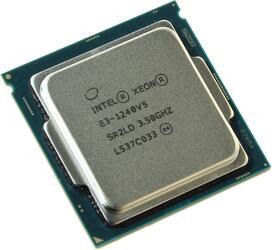 Серверный процессор Intel Xeon E3-1240 v5