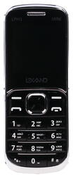 Сотовый телефон LEXAND Mini LPH3 черный