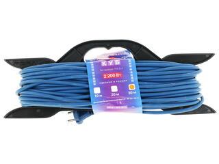 Удлинитель PowerCube PC-L1-F-30-R синий