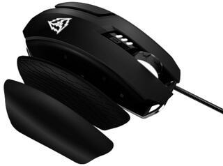 Мышь проводная ThunderX3 TM50 черный