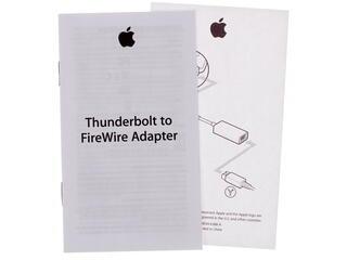 Переходник Apple Thunderbolt - FireWire IEEE 1394