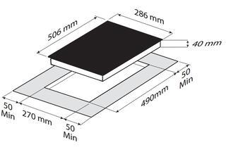 Электрическая варочная поверхность Zigmund & Shtain CNS 302.30 BX