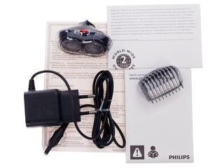 Электробритва Philips S728 + сменная сетка Philips TT2000 + стайлер для бороды Philips YS 511