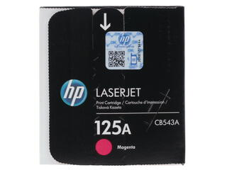 Картридж лазерный HP 125A (CB543A)
