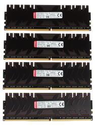 Оперативная память Kingston HyperX Predator [HX430C15PB3K4/32] 32 ГБ