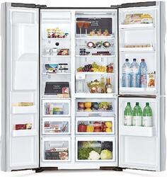 Холодильник Hitachi R-M702 GPU2X MIR серебристый