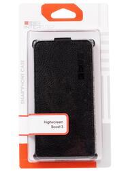 Флип-кейс  Interstep для смартфона Highscreen Boost 3 (3000 mAh)