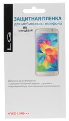 "5""  Пленка защитная для смартфона Lg X220 К5"