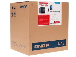 Сетевое хранилище QNAP TS-451+
