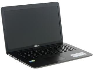 """17.3"""" Ноутбук ASUS X756UQ-TY184T черный"""