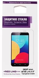 """4.5"""" Защитное стекло для смартфона DEXP Ixion M145 Link"""
