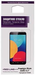 """5.3"""" Защитное стекло для смартфона Prestigio Muze D3, Prestigio Muze E3"""