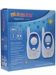 Радионяня Maman FD-2300VA белый