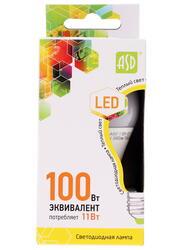 Лампа светодиодная ASD LED-A60-standard