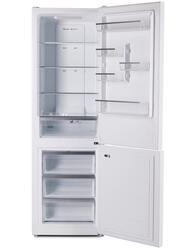 Холодильник с морозильником JETA HD-400DHW белый