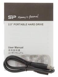 "2.5"" Внешний HDD Silicon Power Stream S03 [SP500GBPHDS03S3K]"