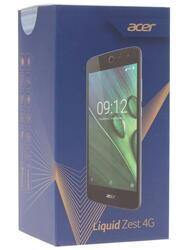 "5"" Смартфон Acer Liquid Z528 Zest 4G 16 ГБ синий"