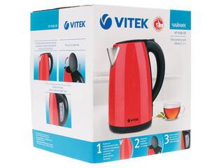 Электрочайник Vitek VT-7026 CR красный