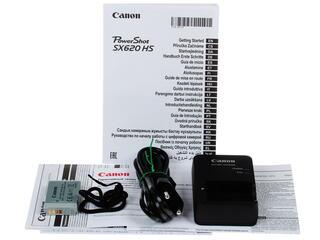 Компактная камера Canon PowerShot SX620 HS белый