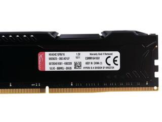 Оперативная память Kingston HyperX FURY [HX424C15FB/16] 16 Гб