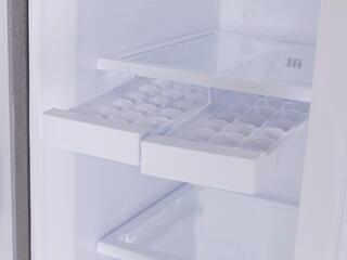 Холодильник Daewoo Electronics FRN-X22B5CSI серый