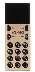 Сотовый телефон Elari Nano-phone золотистый