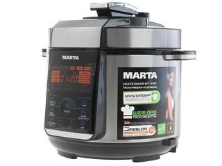 Мультиварка Marta MT-4310 серебристый