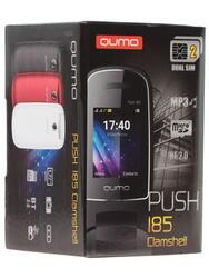 Сотовый телефон QUMO Push 185 Dual белый