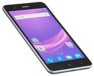 """5"""" Смартфон ZTE Blade A510 8 ГБ серый"""