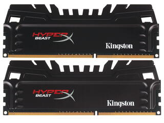 Оперативная память Kingston HyperX Beast [HX318C9T3K2/8] 8 Гб