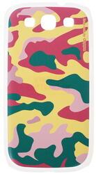 Накладка + защитная пленка  Deppa для смартфона Samsung Galaxy S3