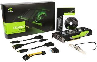 Видеокарта PNY Quadro M6000 [VCQM6000-PB]