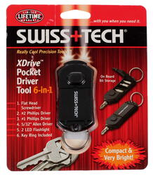 Мультитул Swiss+Tech Pocket Driver