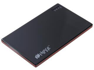 Портативный аккумулятор HIPER Power Bank SLIM2000+ черный