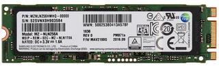 256 ГБ SSD M.2 накопитель Samsung PM871a