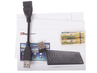 Клавиатура для ТВ Trust Sento Smart TV Keyboard