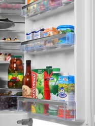 Холодильник с морозильником Hansa BK316.3