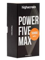 "5.5"" Смартфон Highscreen Power Five MAX 64 ГБ золотистый"