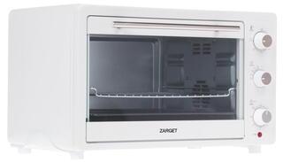 Электропечь ZARGET ZMO 30W белый