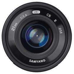 Объектив Samyang 21mm F1.4 ED AS UMC CS