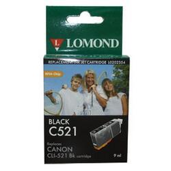 Картридж струйный Lomond C521 Black