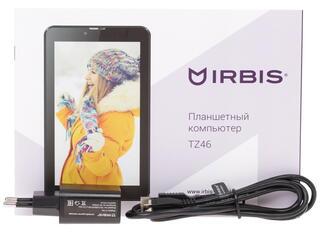 """7"""" Планшет Irbis TZ46 4 Гб 3G черный"""