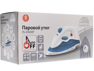 Утюг Supra IS-0500P синий