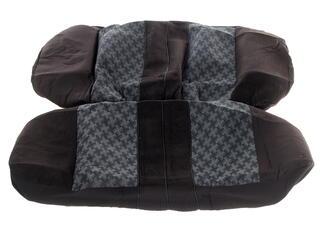 Чехлы на сиденье AUTOPROFI COMFORT COM-1105 серый