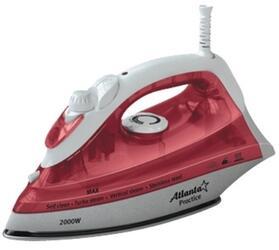 Утюг Atlanta ATH-5494 red красный