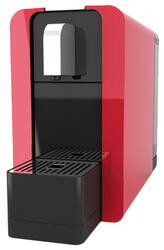 Кофемашина Cremesso Compact Manual Glossy Red красный