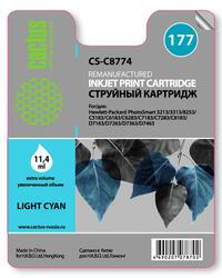 Картридж струйный Cactus CS-C8774 №177