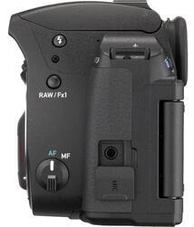 Зеркальная камера Pentax K-70 kit DA 18-135mm WR черный