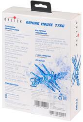 Мышь проводная Oklick 775G ICE CLAW