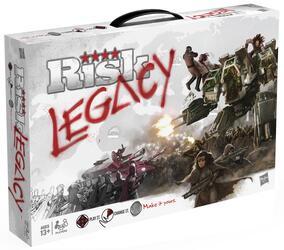 Игра настольная Risk Legacy